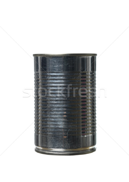 tin-can Stock photo © gemenacom