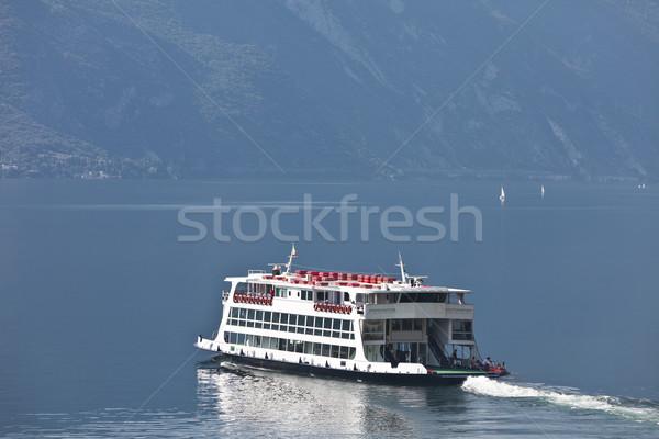 Tourist Boat Stock photo © gemenacom
