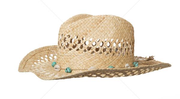 Straw Hat Stock photo © gemenacom