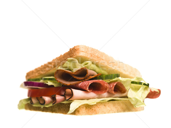 Take out sandwich Stock photo © gemenacom