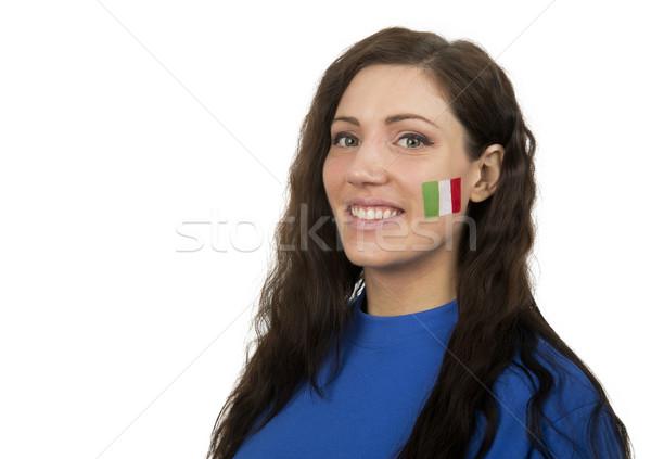 Italian Girl Stock photo © gemenacom