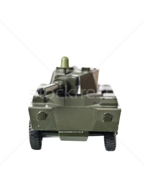 Toy tank Stock photo © gemenacom