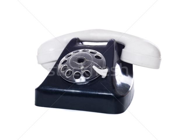 Toy Telephone Stock photo © gemenacom