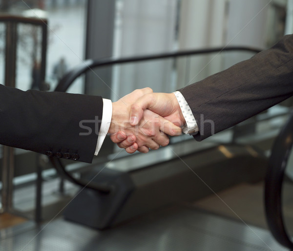 Handshake Stock photo © gemenacom