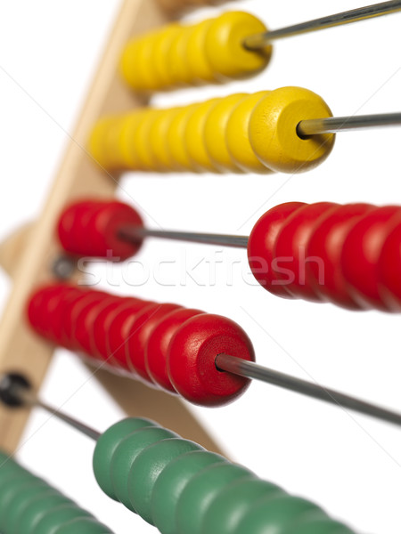 Abacus Stock photo © gemenacom