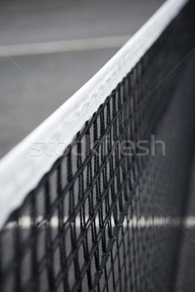 Tennis net Stock photo © gemenacom
