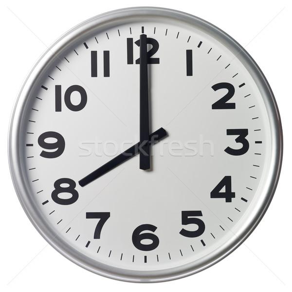 Eight O'Clock Stock photo © gemenacom