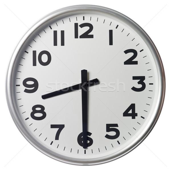 прошлое восемь часы черный белый Сток-фото © gemenacom