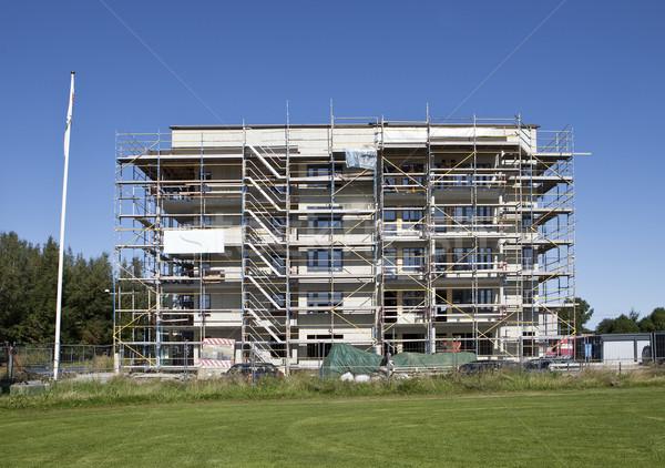 Building construction Stock photo © gemenacom
