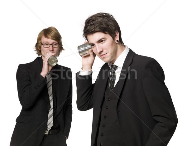 Communication Stock photo © gemenacom