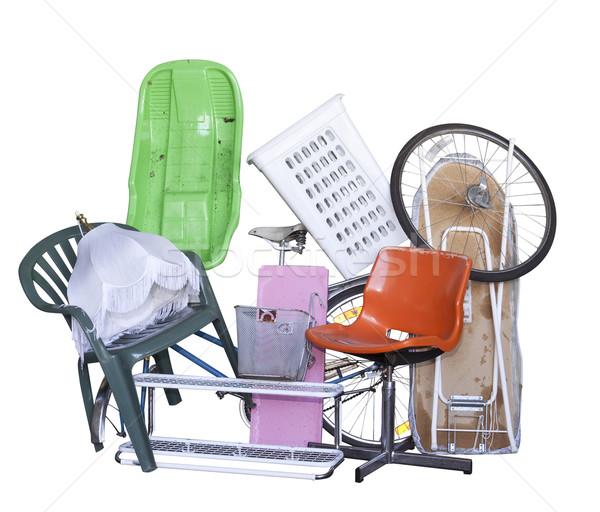 Recycling objects Stock photo © gemenacom