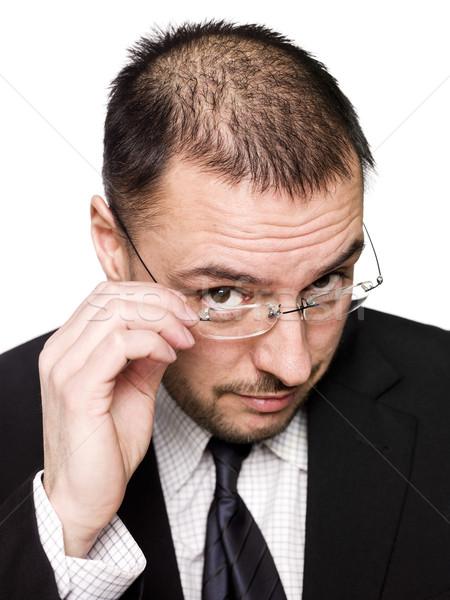 Confident man Stock photo © gemenacom