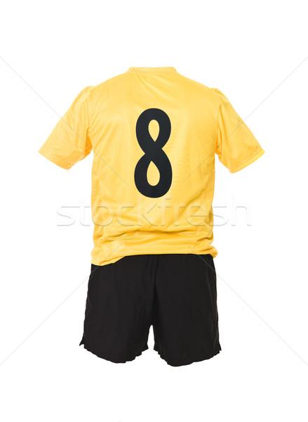 Football shirt with number 8 Stock photo © gemenacom