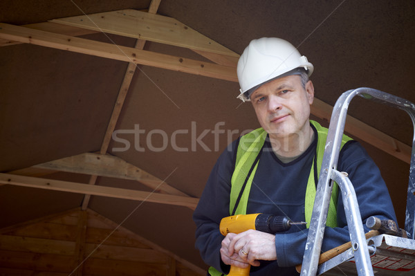 Builder Stock photo © gemphoto
