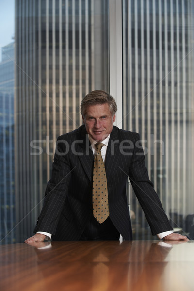 Business Man Stock photo © gemphoto