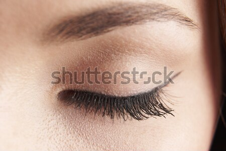 eye lid Stock photo © gemphoto