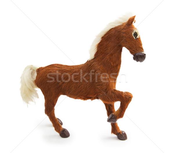 Toy horse Stock photo © GeniusKp