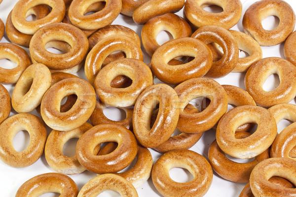 a lot of bagels Stock photo © GeniusKp