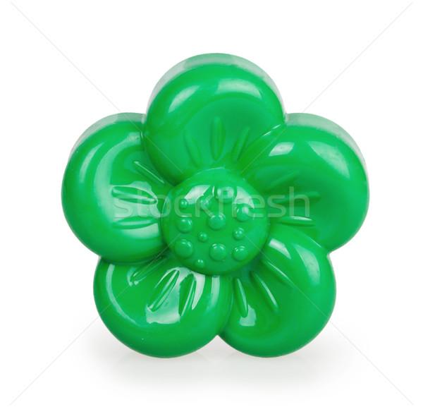 green plastic molding sand Stock photo © GeniusKp