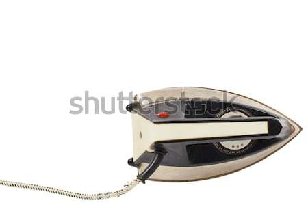 Electric iron Stock photo © GeniusKp