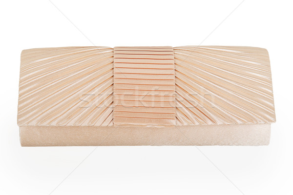 The women clutch bag Stock photo © GeniusKp
