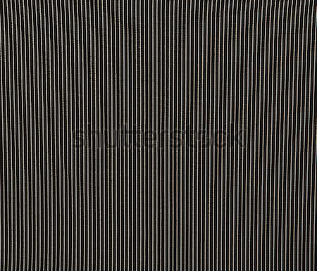 Black and gray strips on the fabric Stock photo © GeniusKp