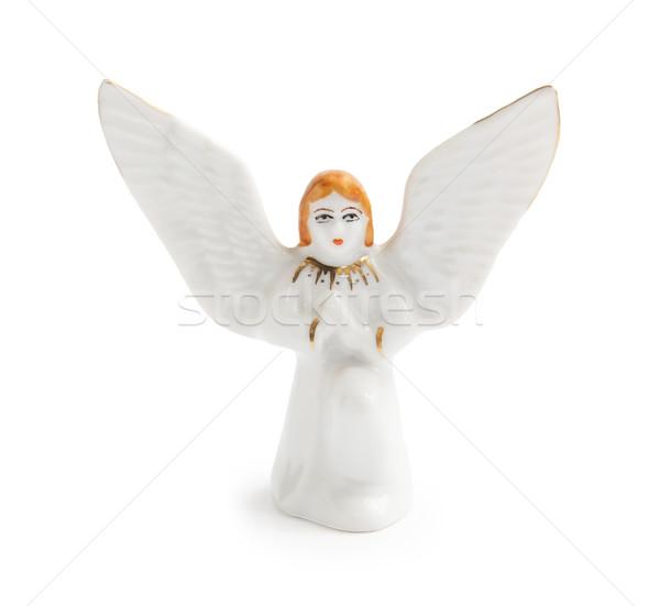 Ceramic Angel Stock photo © GeniusKp