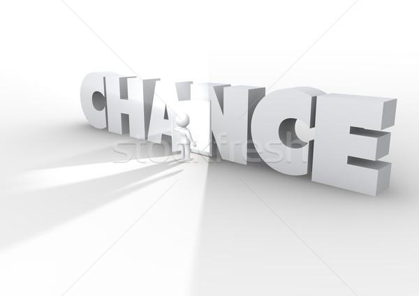 Chance Stock photo © georgejmclittle
