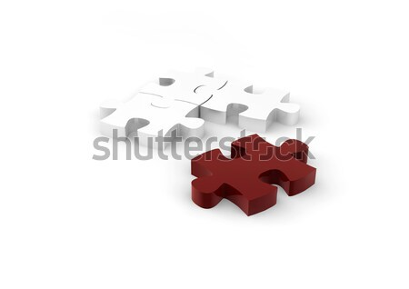 Puzzle Stock photo © georgejmclittle