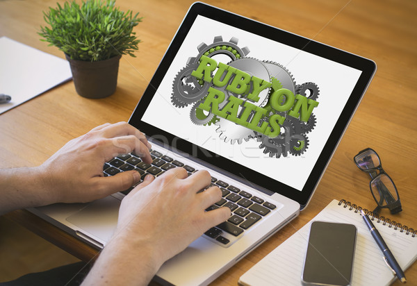 计算机 桌面 红宝石 开发人员 网页 设计师 商业照片 georgejmclittle图片