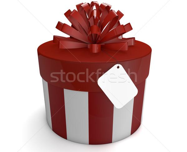 Gift Stock photo © georgejmclittle
