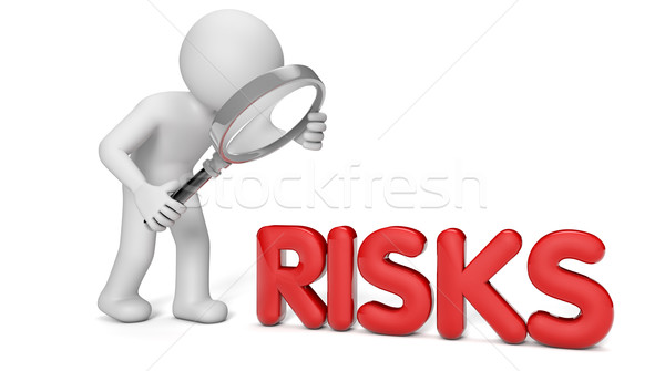 risks Stock photo © georgejmclittle