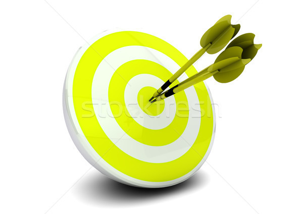 competitive marketing Stock photo © georgejmclittle