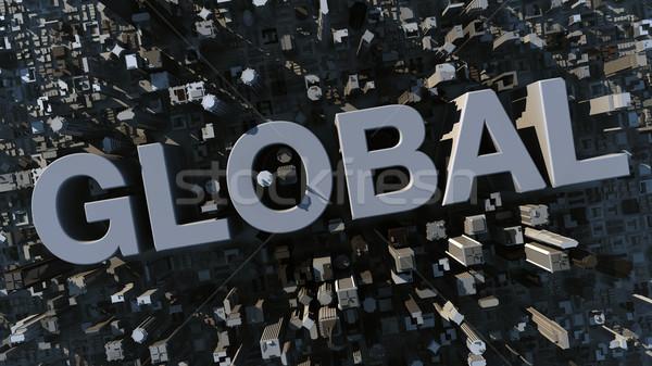 global Stock photo © georgejmclittle