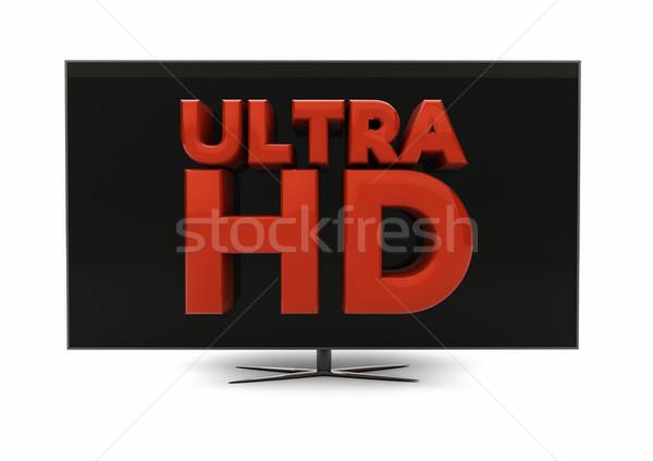 ultra hd Stock photo © georgejmclittle