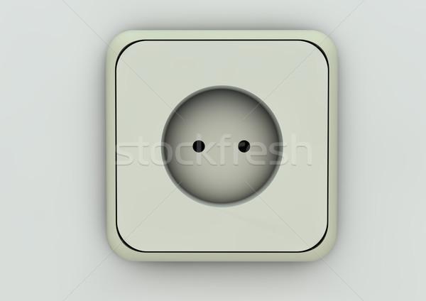 plug Stock photo © georgejmclittle