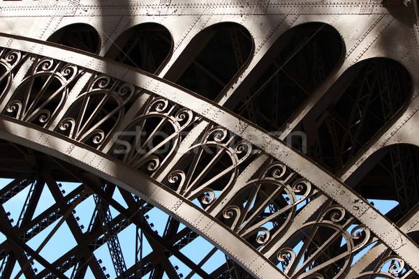 Arch structure Stock photo © georgemuresan