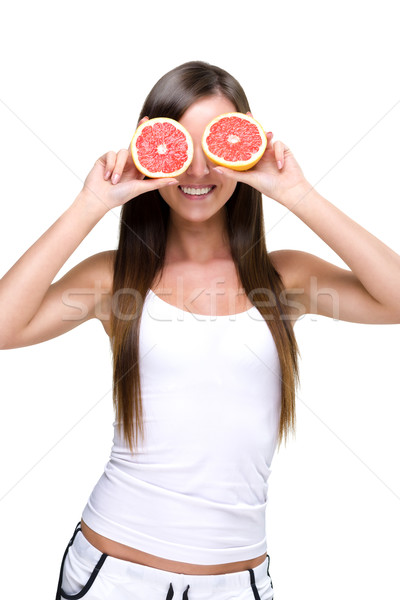Eat plenty of Vitamin C.  Stock photo © Geribody
