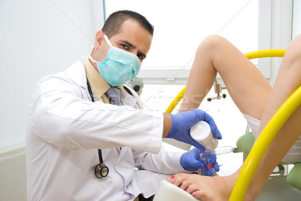 zhenshini-v-ginekologii-video