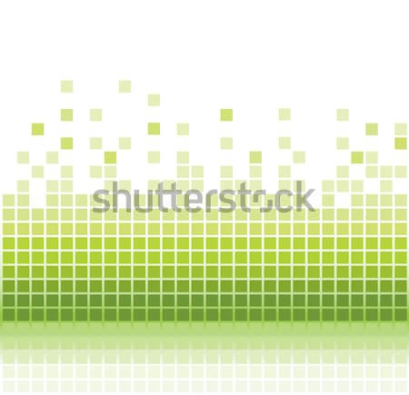 抽象的な テクスチャ 芸術 緑 色 壁紙 ストックフォト © Ghenadie