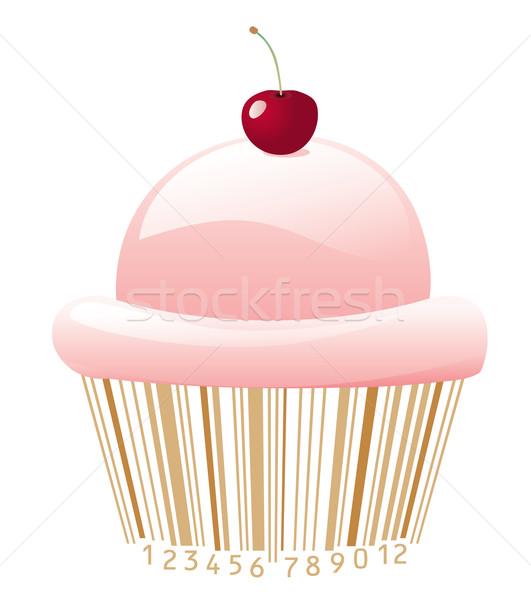 cake Stock photo © Ghenadie