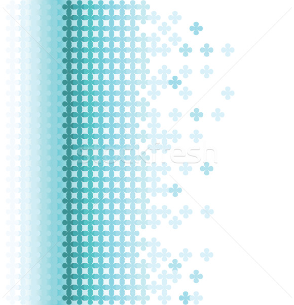 抽象的な レトロな カード ストックフォト © Ghenadie