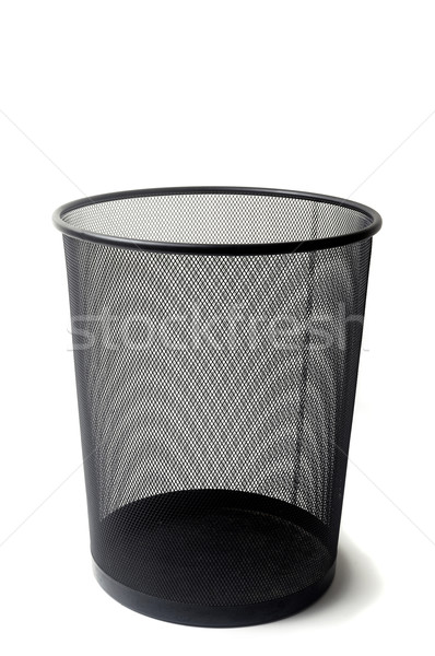 waste basket Stock photo © Gilles_Paire