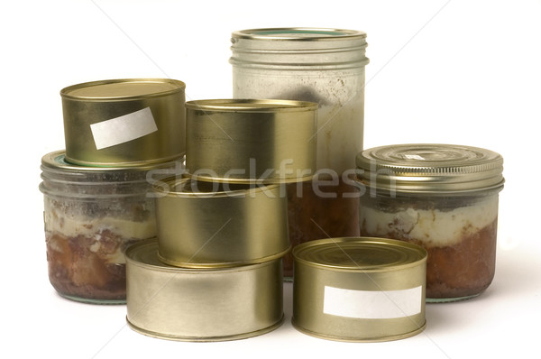 artisanal preserves Stock photo © Gilles_Paire