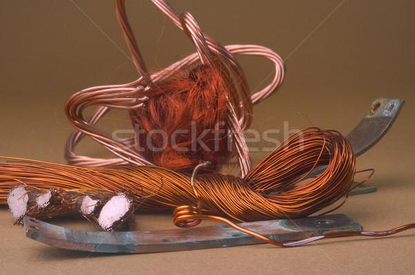 Copper Stock photo © Gilles_Paire