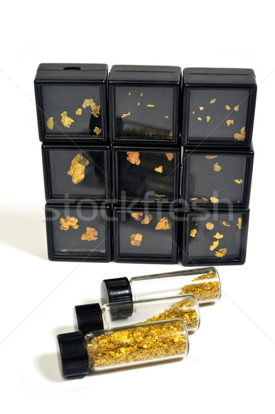 Gold Stock photo © Gilles_Paire