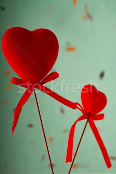 Valentine's day background. Stock photo © gitusik