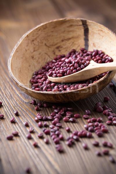 Chinese beans. Stock photo © gitusik