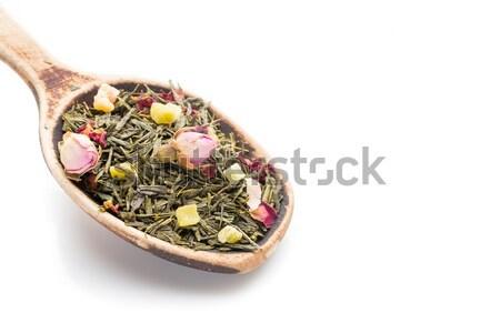 Green tea. Stock photo © gitusik