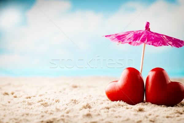 Love concept. Stock photo © gitusik